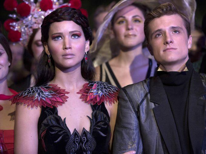 Hunger Games- Wedding - Na predsvadobnom večierku