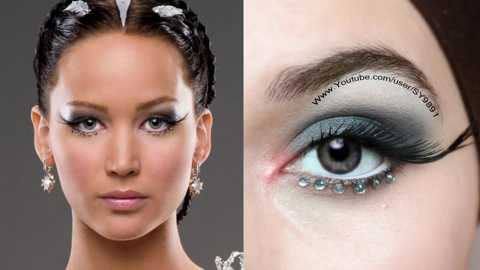 Hunger Games- Wedding - Svadobný make-up https://www.youtube.com/watch?v=vpBbkU1n9qg