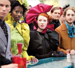 Hunger Games- dress code