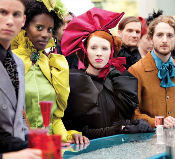 Hunger Games- Wedding - Hunger Games- dress code