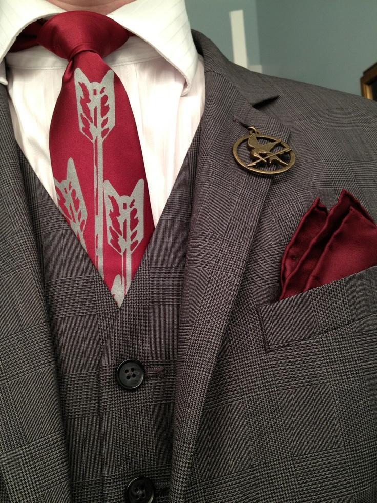 Hunger Games- Wedding - Toto nemá chybu :-D