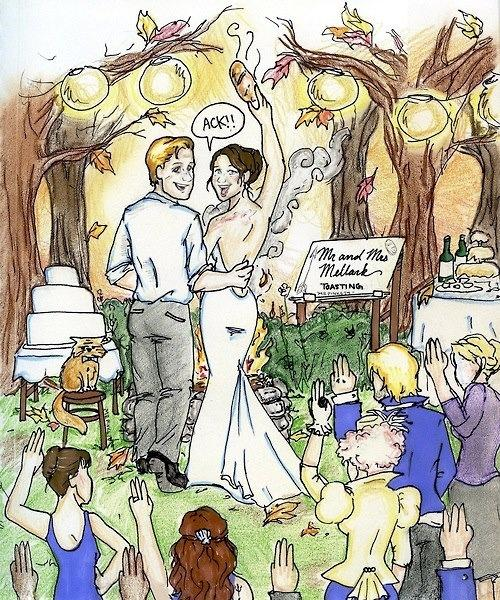 Hunger Games- Wedding - Obrázok č. 4