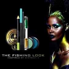 look inspired by Hunger games