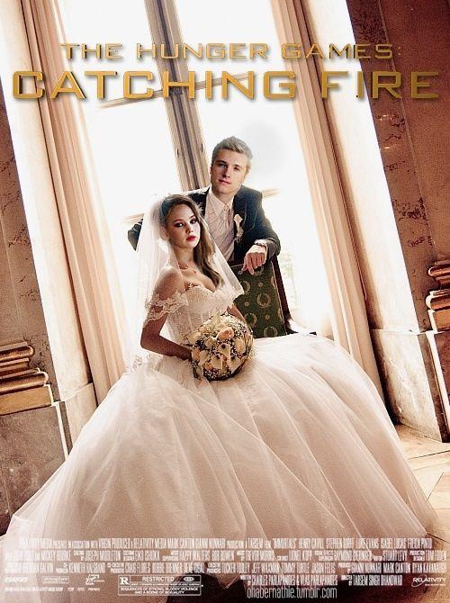 Hunger Games- Wedding - Obrázok č. 46
