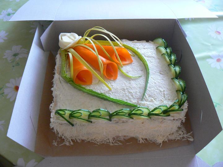 Slané dortíky a jiné dobroty - Obrázek č. 1