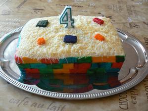 Lego dortík