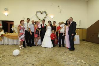 moja rodinka (rodičia, súrodenci s manželkami a detičkami)