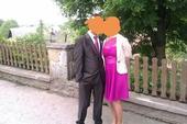 Tmavohnedy pansky oblek, 52
