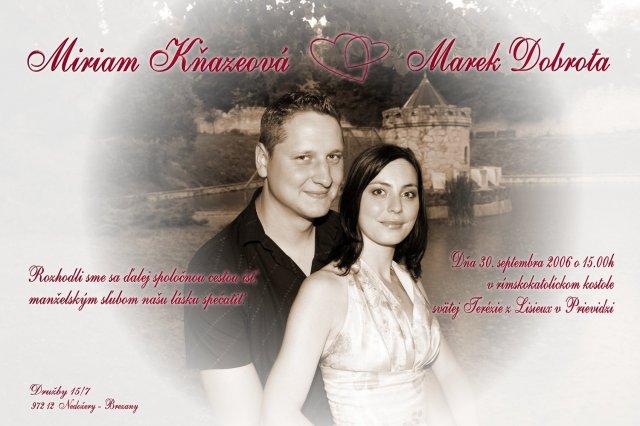 Mima a Marek - Obrázok č. 3