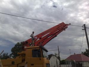 maly problem s kablom