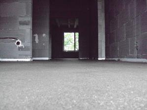 fotené z vchodových dverí