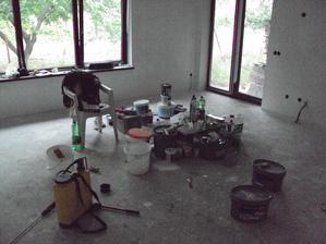 moje studio farieb :)