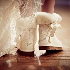 Svatební Uggs :-)