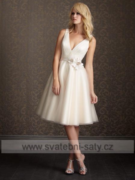Krátké svatební šaty. Hodí se to  - - Svatební ša... - str. 6 203067c5054