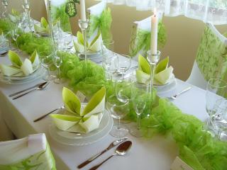 Inšpirácie na zelenú výzdobu - Zaujímavé...