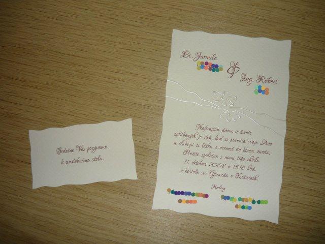 Naša svadba - Obrázok č. 33