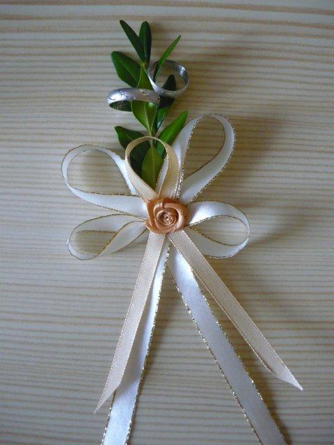 Naša svadba - pierko s nasimi obruckami