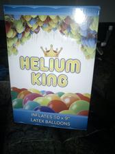 helium 450l