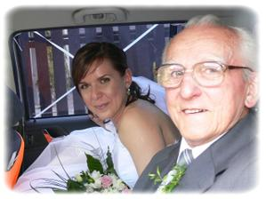 Odjezd z domu nevěsty