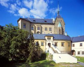 Obřad bude v hodovní síni hradu Šternberk na Moravě