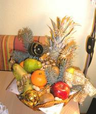vianocna misa s ovocim