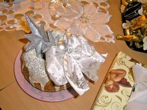cerstvo upeceny vianocny puding