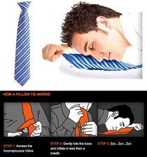 Nafukovacia kravata
