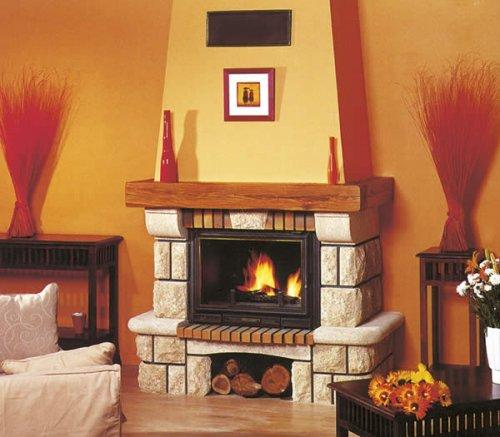 Horí ohník horí alebo inšpirácie na krb - Obrázok č. 32