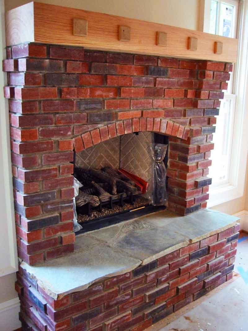 Horí ohník horí alebo inšpirácie na krb - Obrázok č. 67