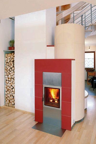 Horí ohník horí alebo inšpirácie na krb - Obrázok č. 93