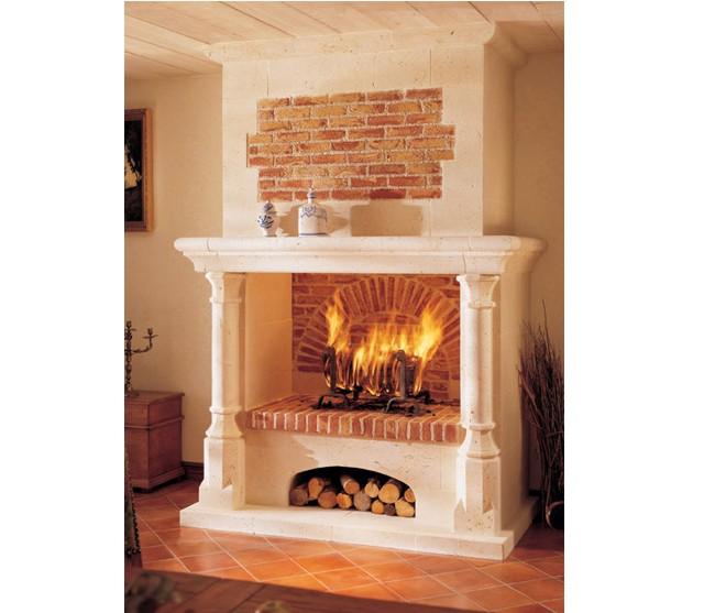 Horí ohník horí alebo inšpirácie na krb - Obrázok č. 182