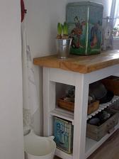 Servírovací stolík Ikea