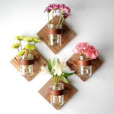 Kvetináčiky do haly