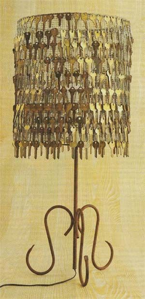 Lampa vlastnými rukami - inšpirácie zo všetkých kútov. - Obrázok č. 28