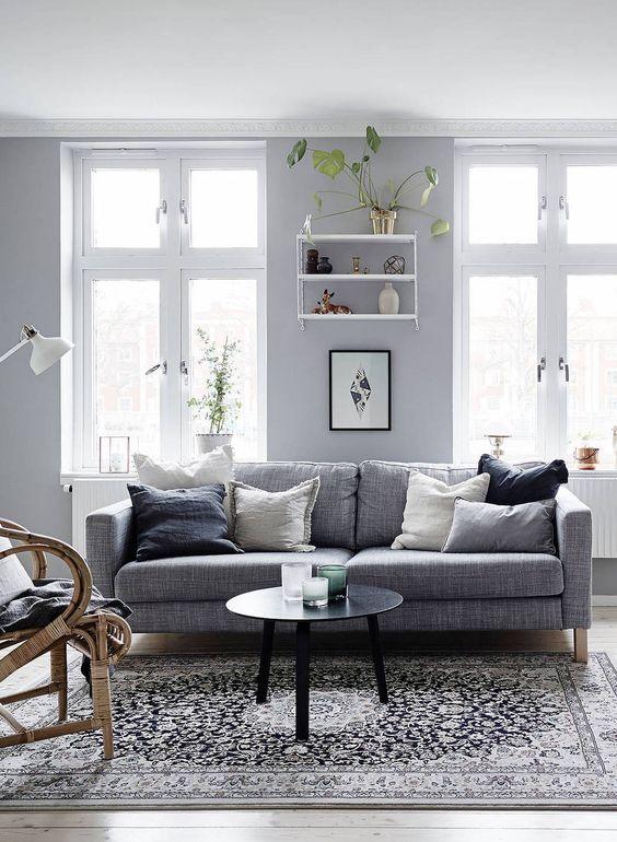 Severský čistý štýl - nordic home - Obrázok č. 76