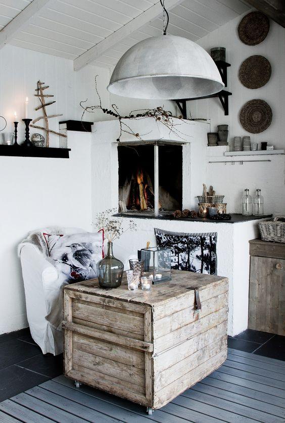 Severský čistý štýl - nordic home - Obrázok č. 86