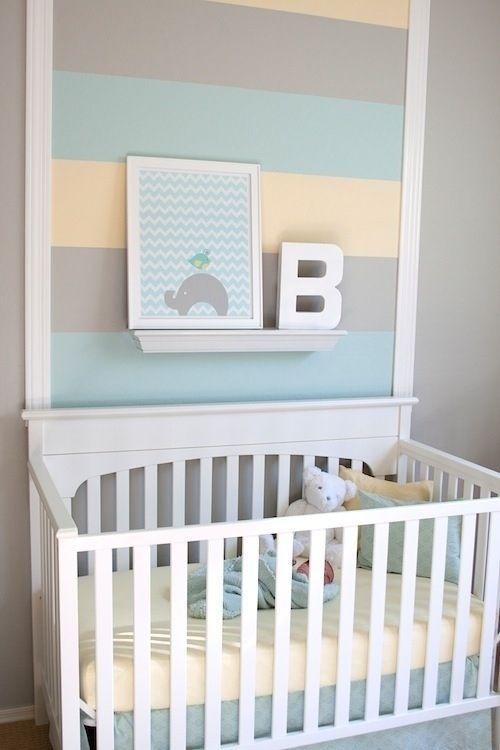 Baby room inšpirácie - Obrázok č. 16