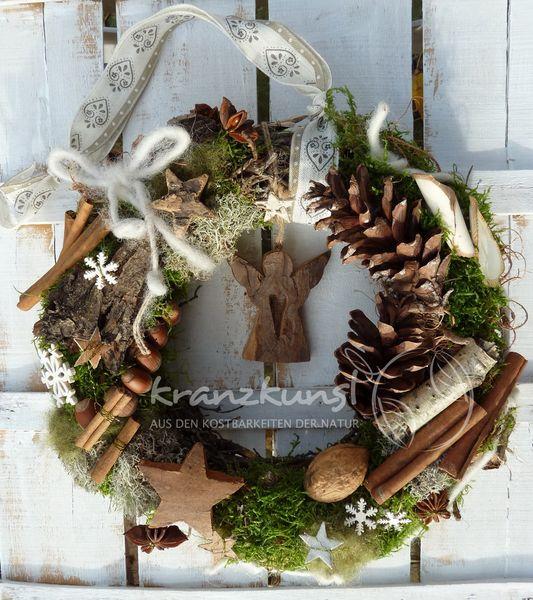 Vianočné vence na dvere - Obrázok č. 13