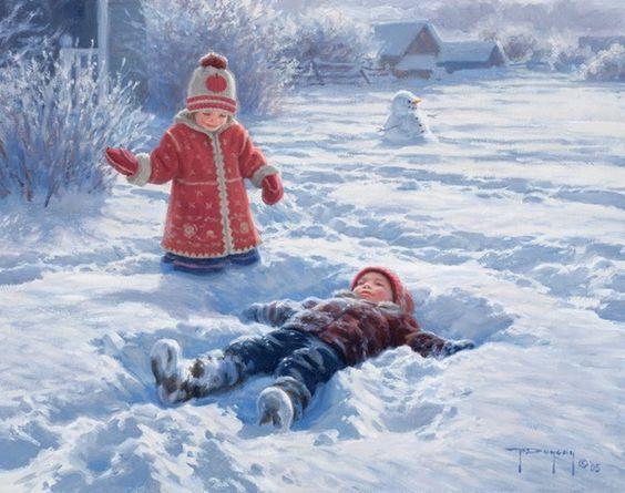 Zima je zimička :) - Obrázok č. 27