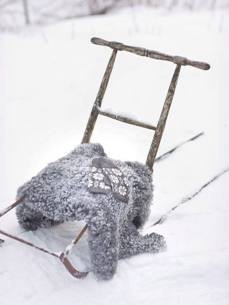 Zima je zimička :) - Obrázok č. 80