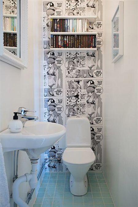 """""""Kráľovstvo"""" alebo aj záchod môže byť pekný - Obrázok č. 25"""