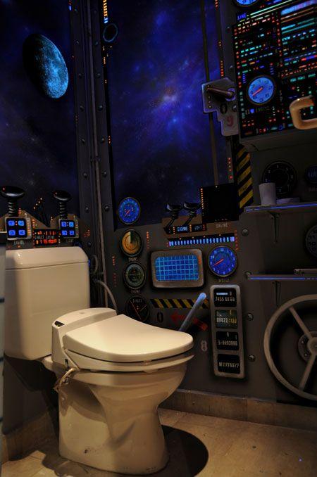 """""""Kráľovstvo"""" alebo aj záchod môže byť pekný - Obrázok č. 72"""