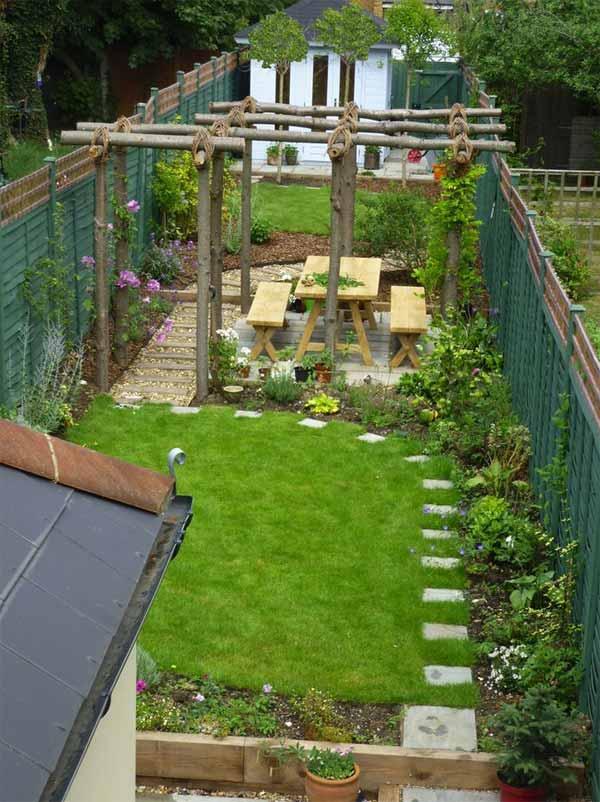 Záhradka v radovom domčeku - Obrázok č. 17