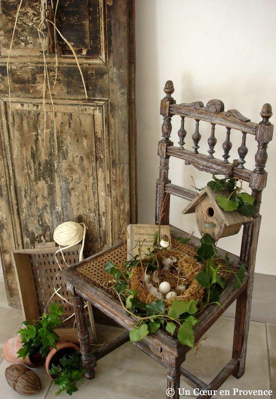 Jarné stoličky inšpirácie - Obrázok č. 8