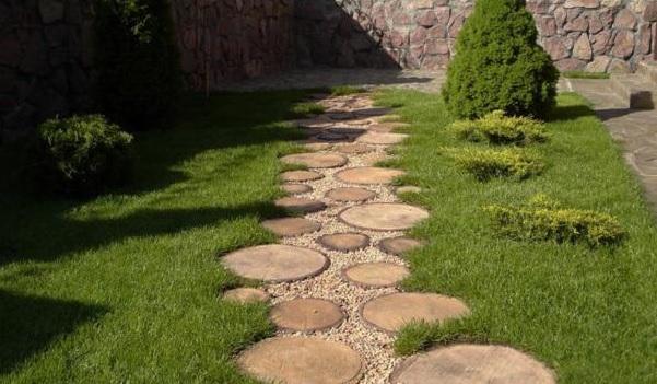 Záhradný chodníček inšpirácie - Obrázok č. 1