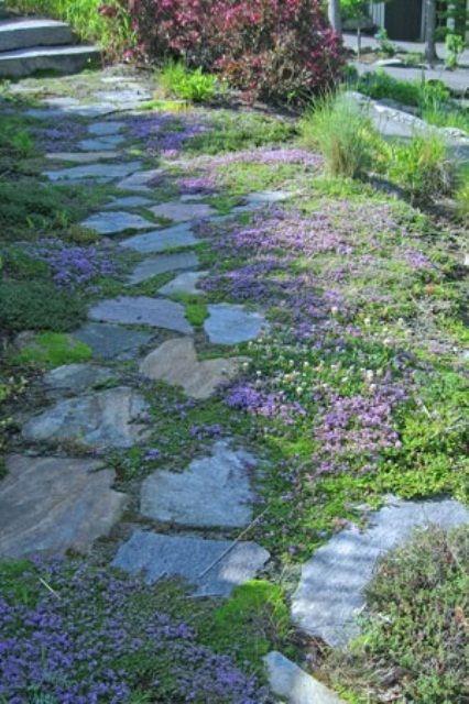 Záhradný chodníček inšpirácie - Obrázok č. 11