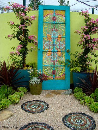 Záhradný chodníček inšpirácie - Obrázok č. 50