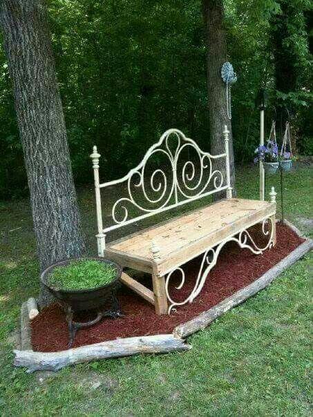 Záhradná lavička - Obrázok č. 18
