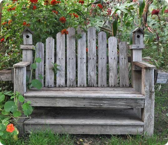 Záhradná lavička - Obrázok č. 20