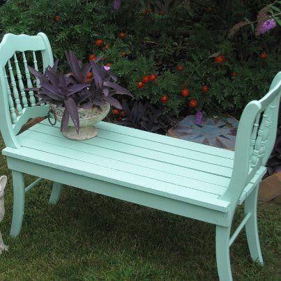 Záhradná lavička - Obrázok č. 22